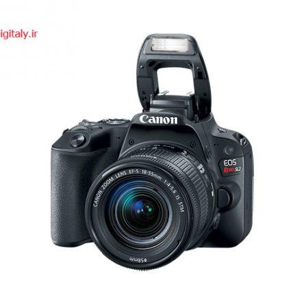 دوربین عکاسی کانن Canon EOS 200D 18-55