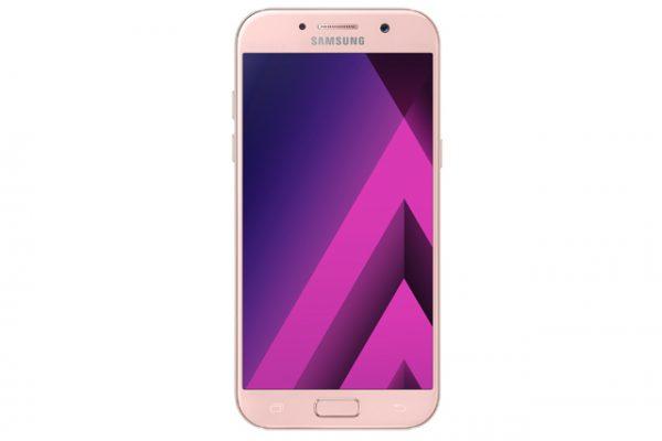 Galaxy A7 2017 Pink -01