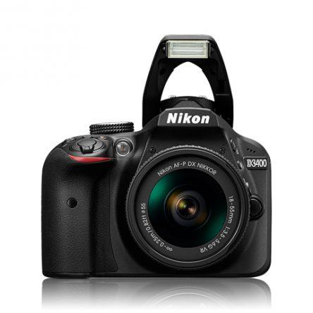 دوربین عکاسی دیجیتال نیکون Nikon D3400 18-55