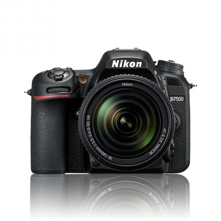 دوربین عکاسی دیجیتال نیکون Nikon D7500 18-140
