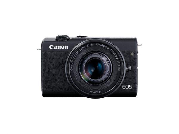 Canon EOS M200 - 01