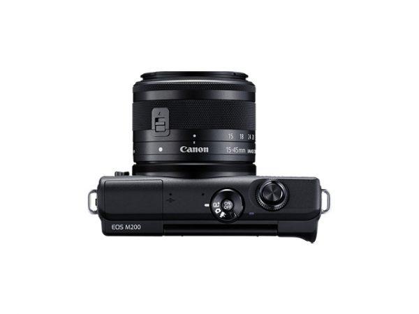 Canon EOS M200 - 04