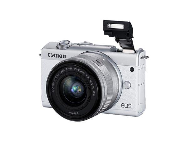 Canon EOS M200 - 07