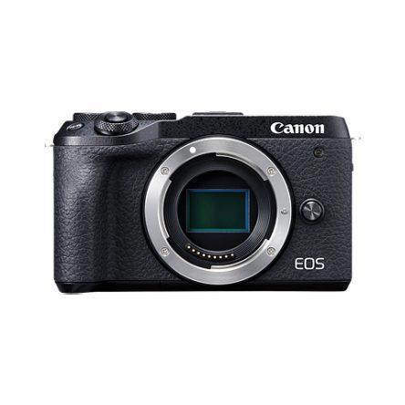 دوربین عکاسی دیجیتال کانن Canon EOS M6 Mark II