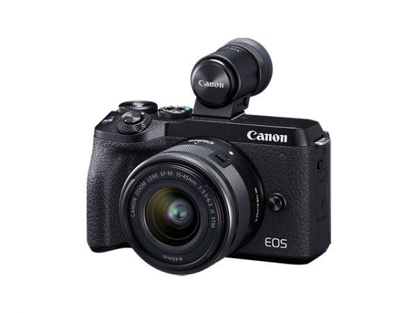 Canon EOS M6 MK II - 03