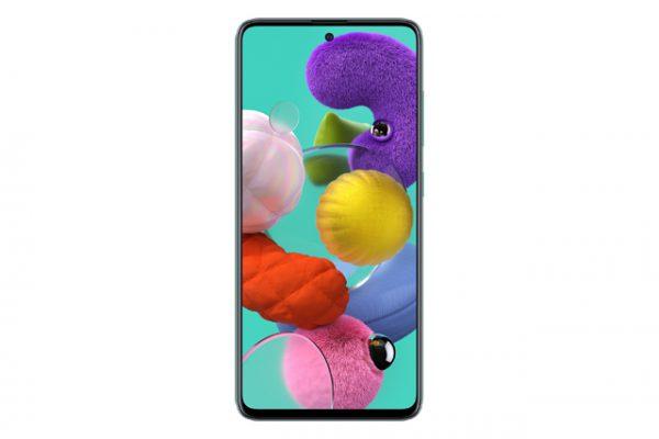 گوشی تلفن همراه (موبایل سامسونگ) Samsung Galaxy A51 Blue