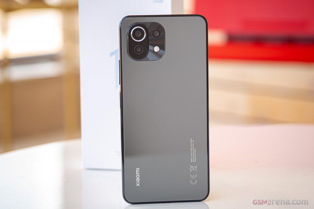 گوشی موبایل شیائومی Xiaomi Mi 11 Lite 5G