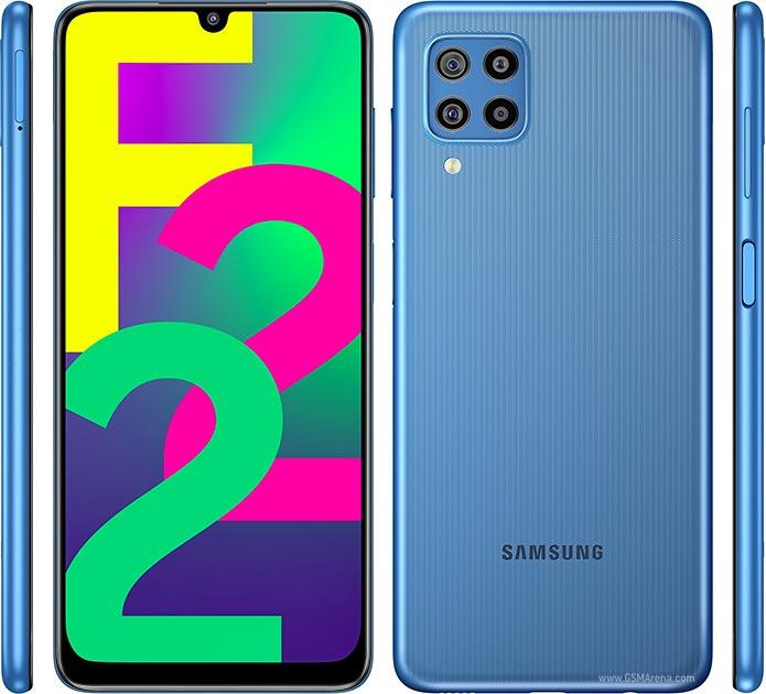 گوشی موبایل سامسونگ Samsung Galaxy F22